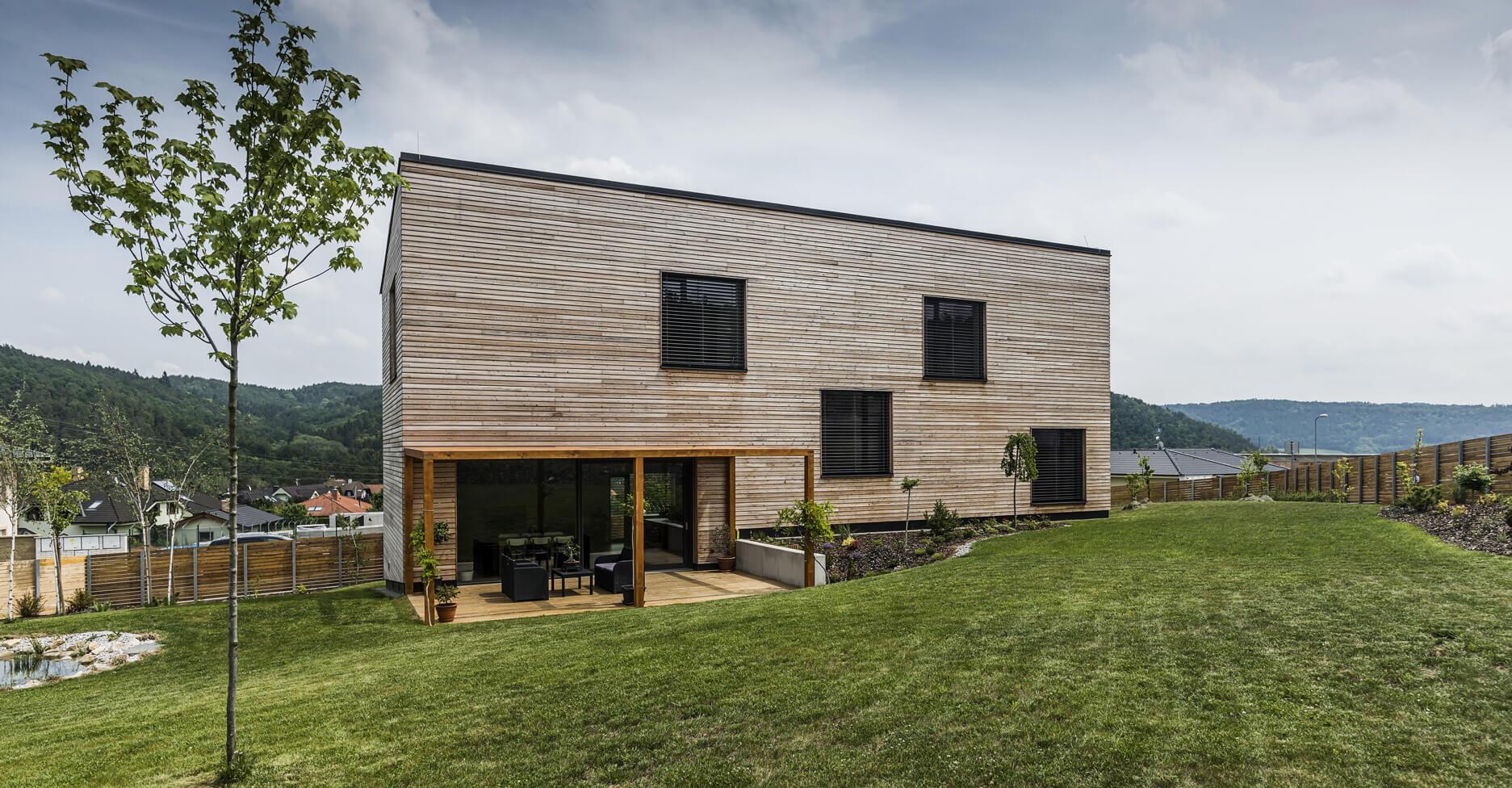 Stavba domu na klíč - Chrustenice - HONEST control