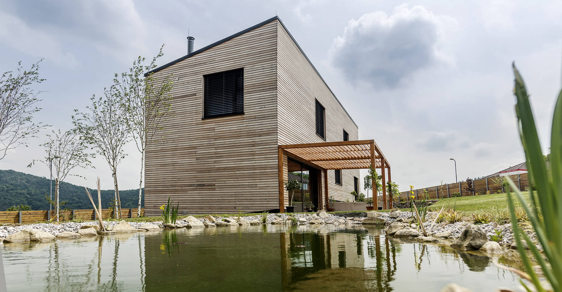 Stavba rodinného domu na klíč - Chrustenice - HONEST control