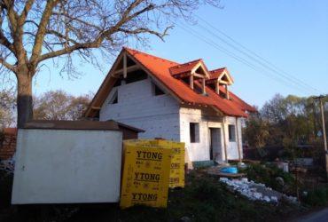 Stavba domu - technický dozor
