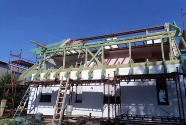 rekonstrukce domu technický dozor praha