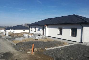 Technický dozor stavba bungalovu